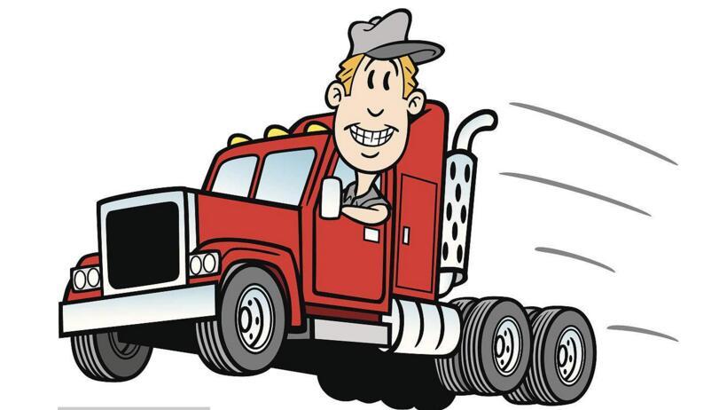 货车司机想借钱怎么办