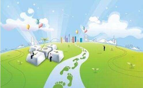 绿色物流城市