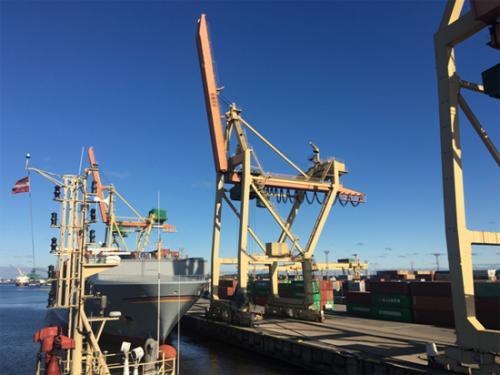 中国与中东欧国家物流运输合作