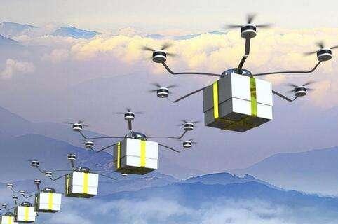 货运无人机  降低货运成本