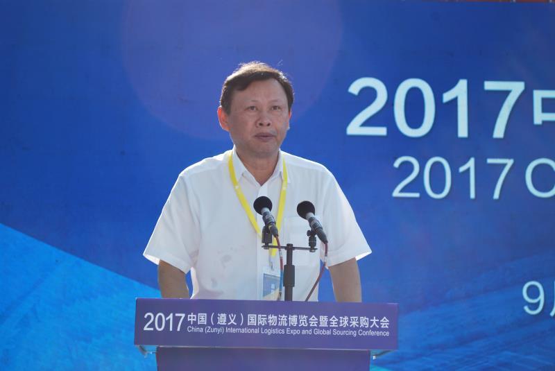 中国物流与采购联合会会长 何黎明