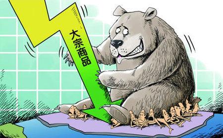 中国大宗商品指数