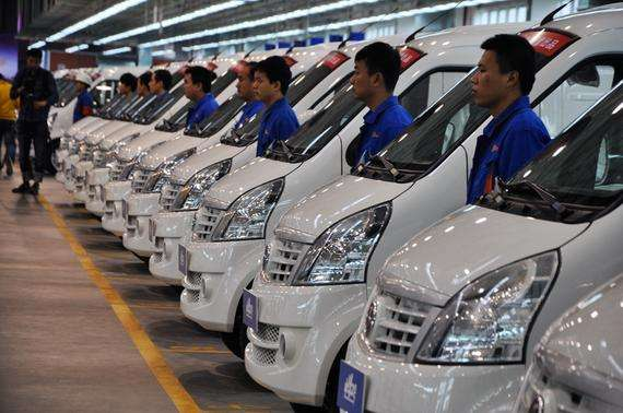 深圳哪里有纯电动货车买