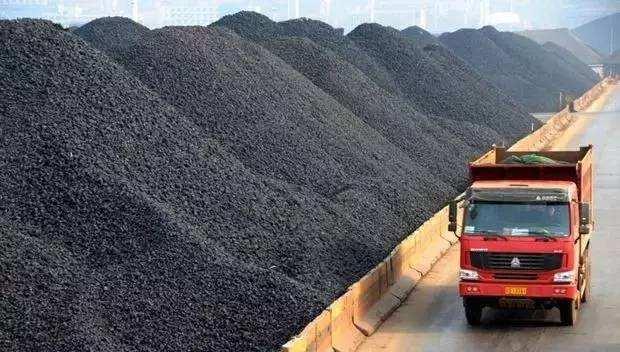 集疏港汽运煤炭