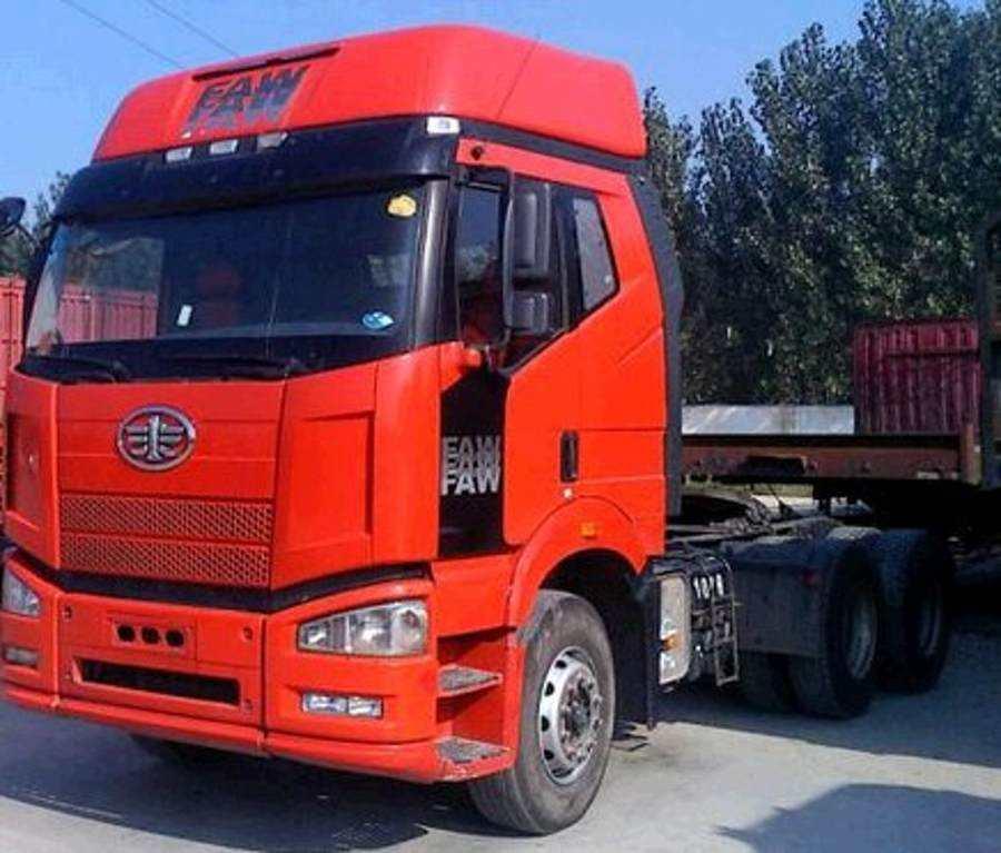重型柴油货车