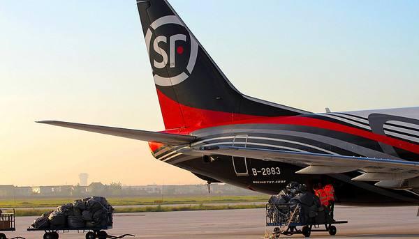 顺丰湖北国际物流机场公司