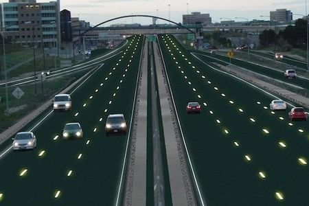 光伏高速公路