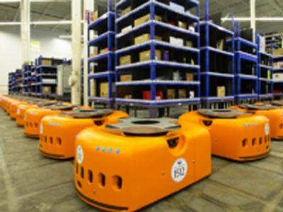 国际物流科技博览会  机器智能物流