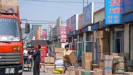 货运物流市场