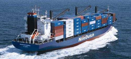 集装箱海运市场