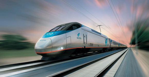 高铁极速达  物流新时代
