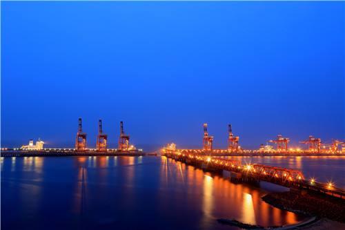 天津港发力智慧交通 构建物流经济生态圈