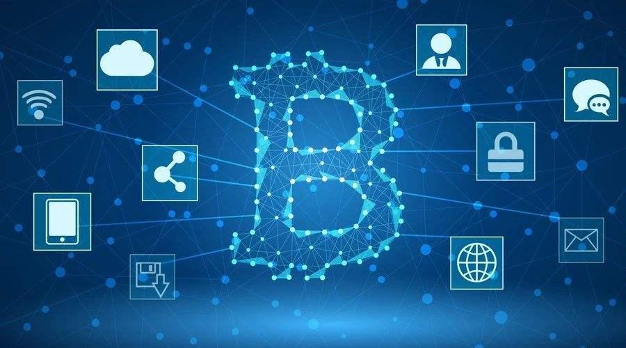 区块链技术 物联网  供应链